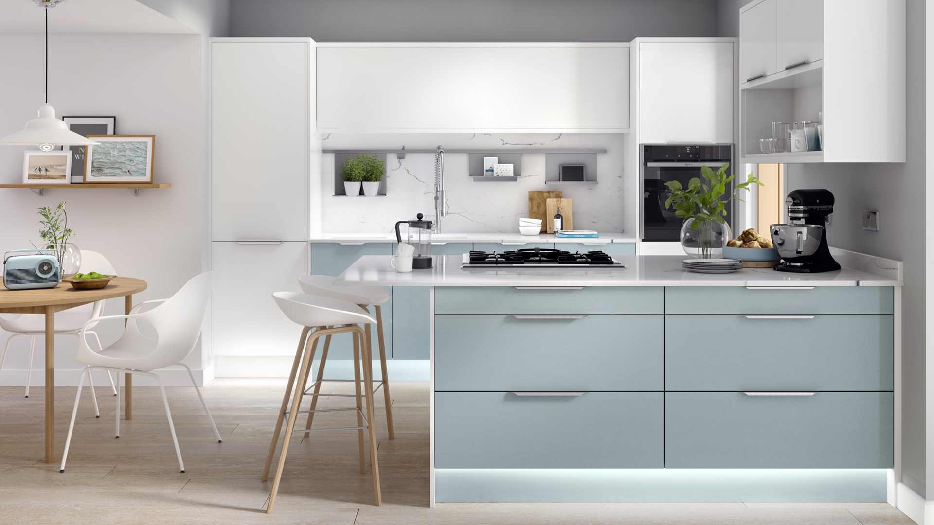 Harts Kitchens - Dorset Kitchen Company. We Do Things Differently
